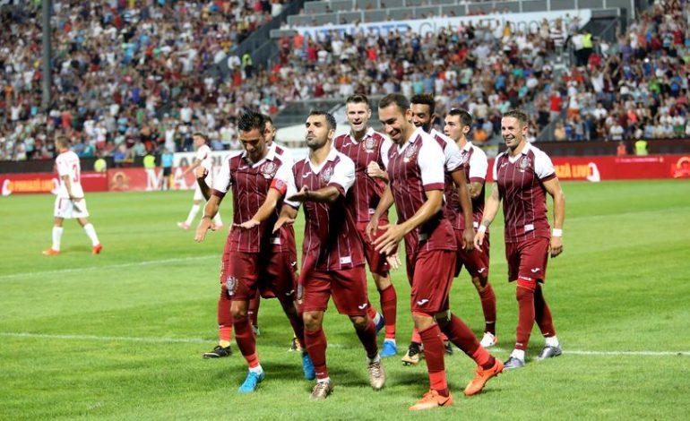 Jucătorii lui CFR Cluj, neplătiți de două luni