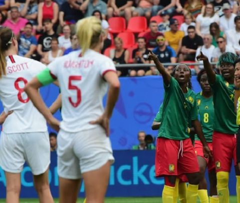 Fotbalistele britanice, ajutate de psihologi la Cupa Mondială