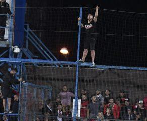 Conducerea lui Dinamo s-a temut pentru integritatea fizică a jucătorilor