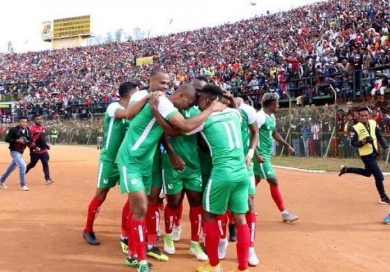 Fotbaliștii din Madagascar, eroi în țara natală