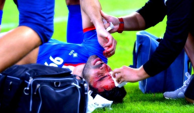 Viața fotbaliștilor, pusă în pericol la Dinamo – FC Botoșani