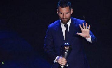 Lionel Messi, cel mai bun jucător al lumii
