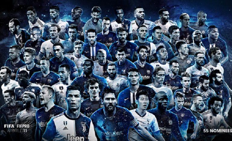 Echipa masculină World 11: s-a stabilit lista scurtă