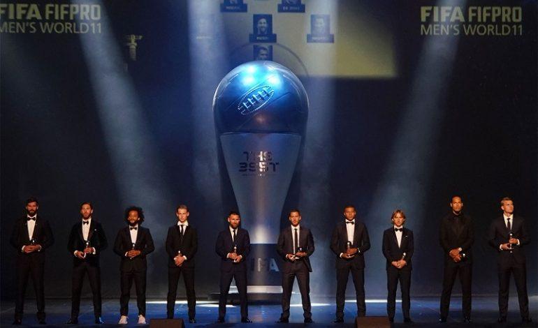 Liverpool dă trei jucători în echipa ideală World11