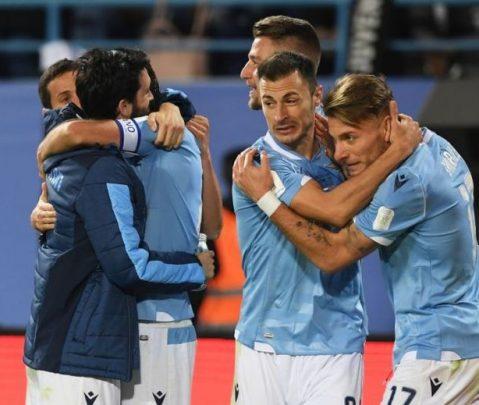 Lazio, pedeapsă minimă după incidentul rasist din meciul cu Brescia