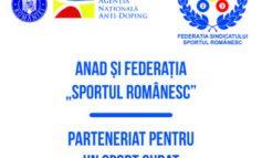 Parteneriat ANAD - Federatia Sportul Romanesc !
