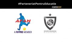 Parteneriat pentru educație AFAN - Sports Business Academy